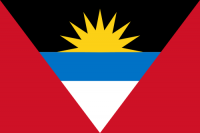 Antigua and Barbuda's flag.