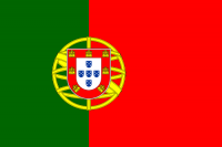 Portugal's flag.